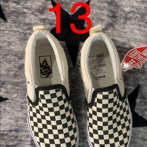 Vans Size 13